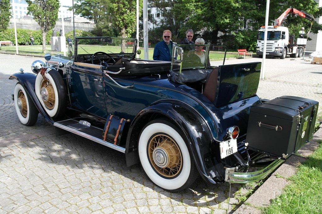 Buick 96 C Cabriolet, 1931