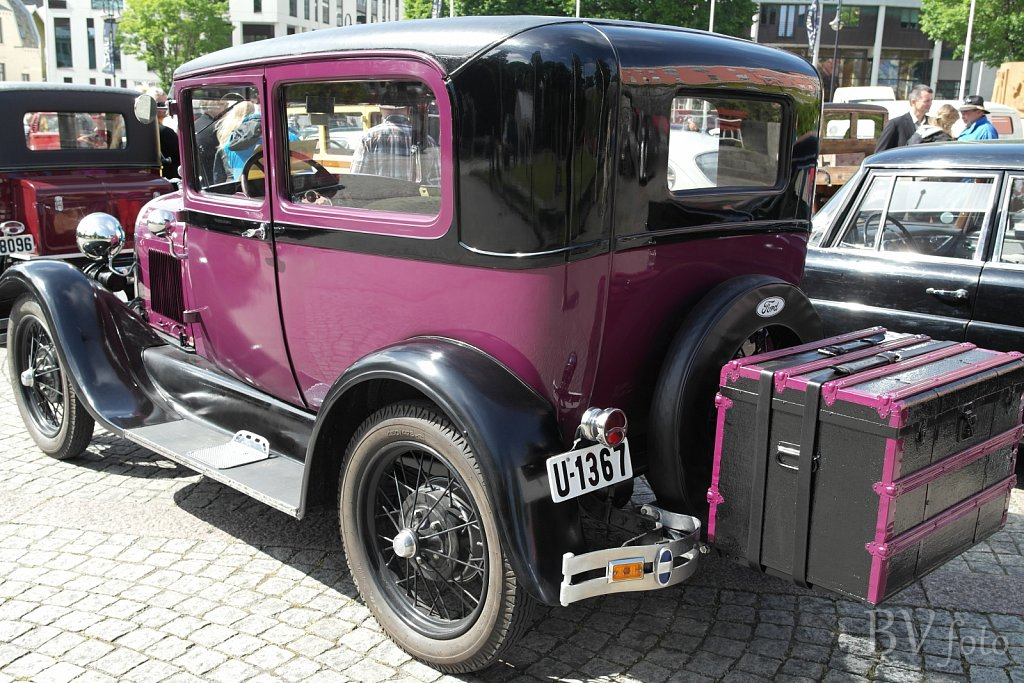 Ford Model A, 1928