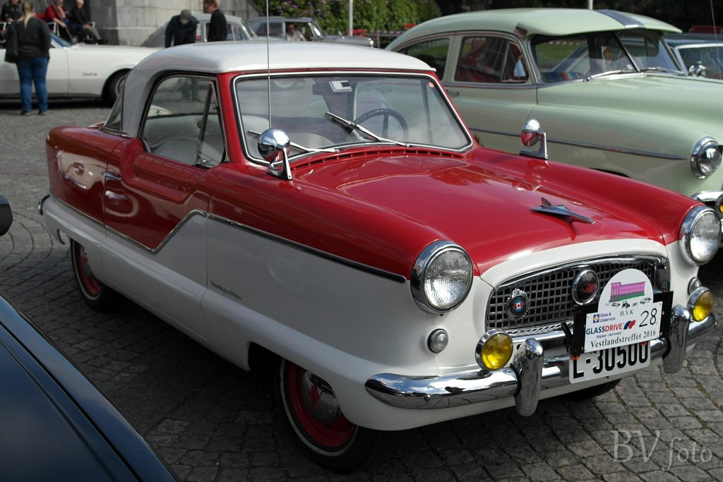 Nash Metropolitan (AMC)