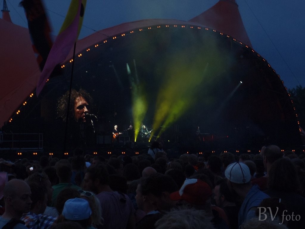 The Cure, Roskilde 2012