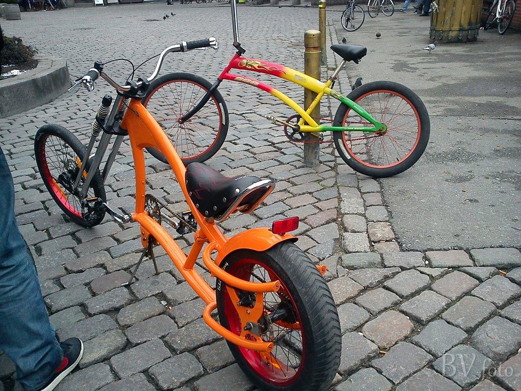 Chopper Cykler