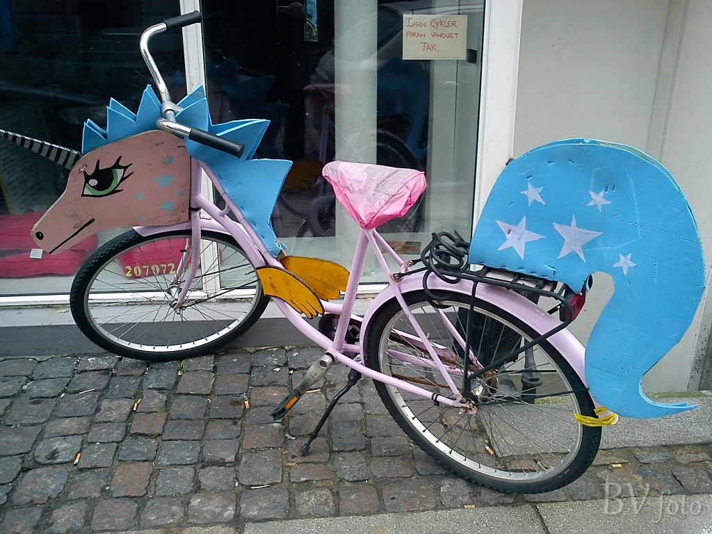 Unicorn cykel, Brorsonsgade Kbh. V