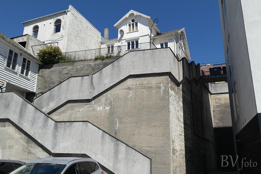 Trappeopgang, Smedasundet 102