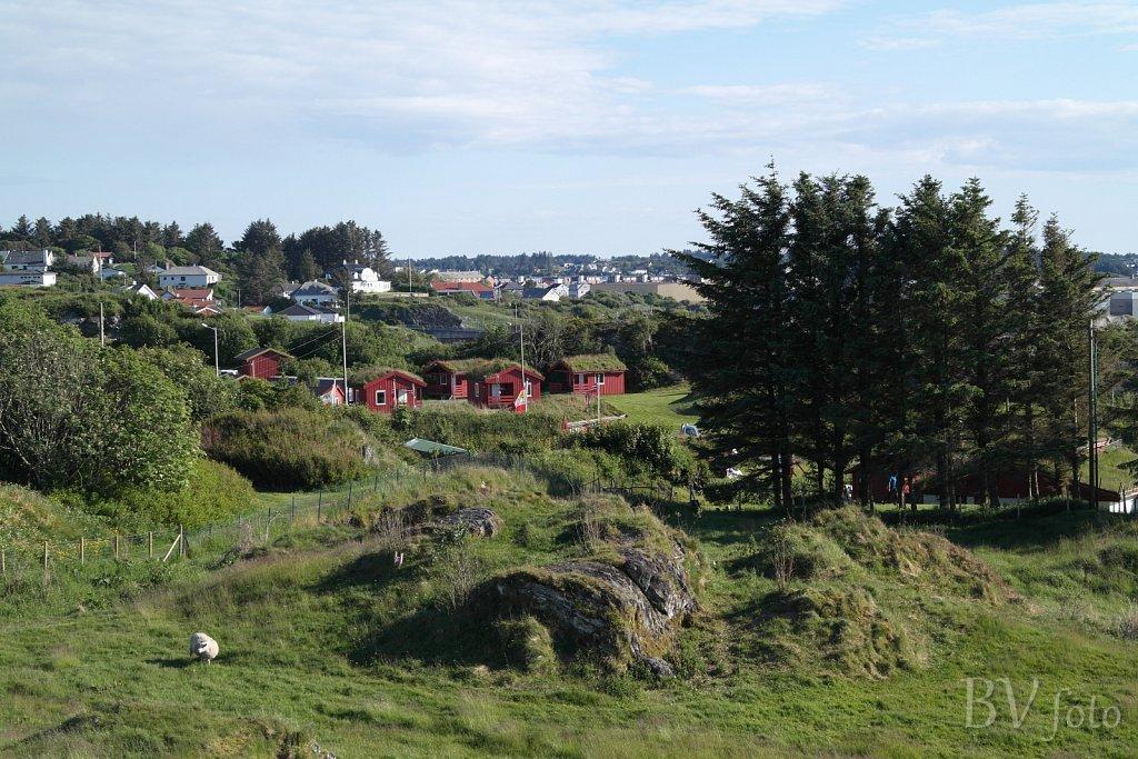 Haraldshaugen Camping Hytter