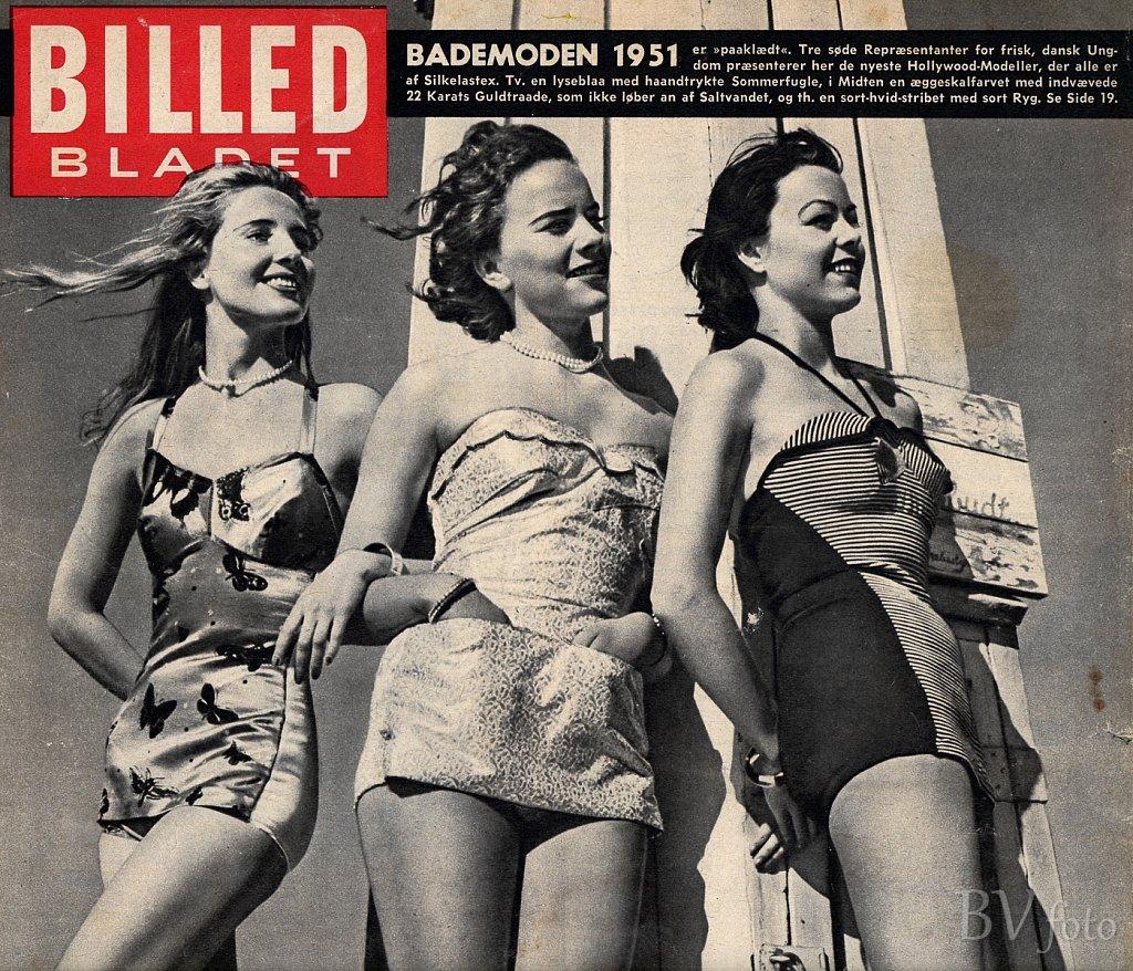 Bademoden 1951