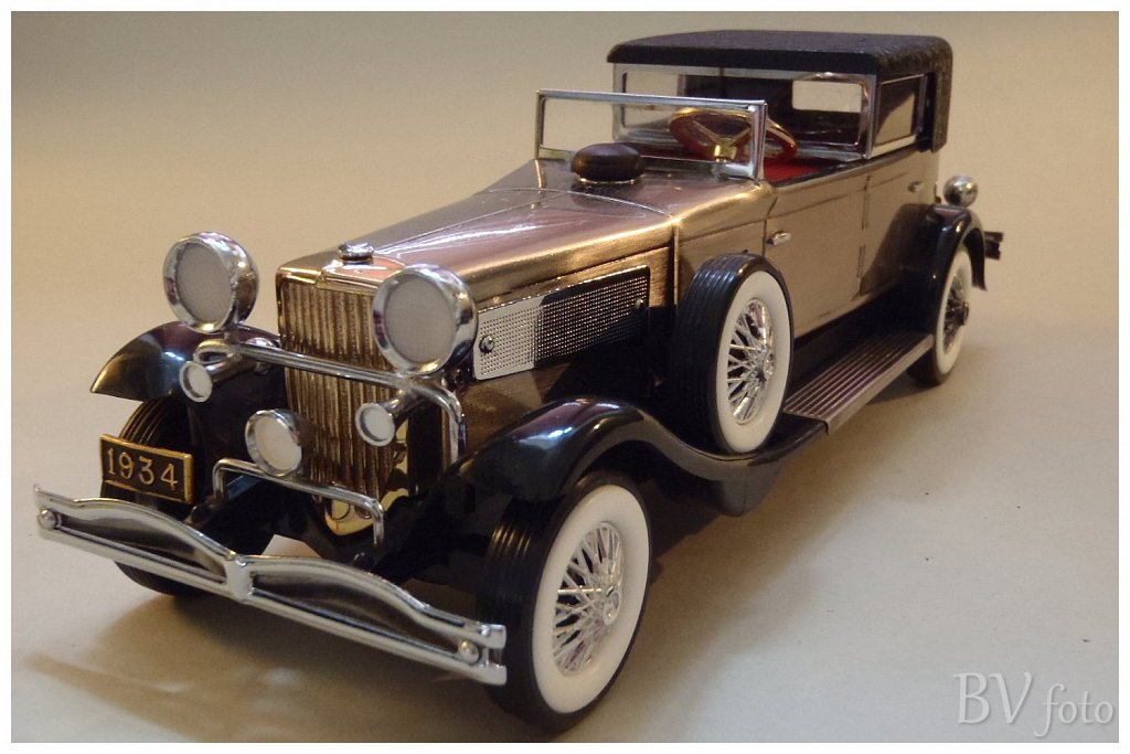 Duesenberg bil