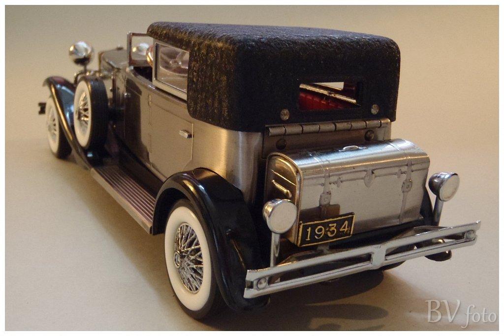 Duesenberg modelbil