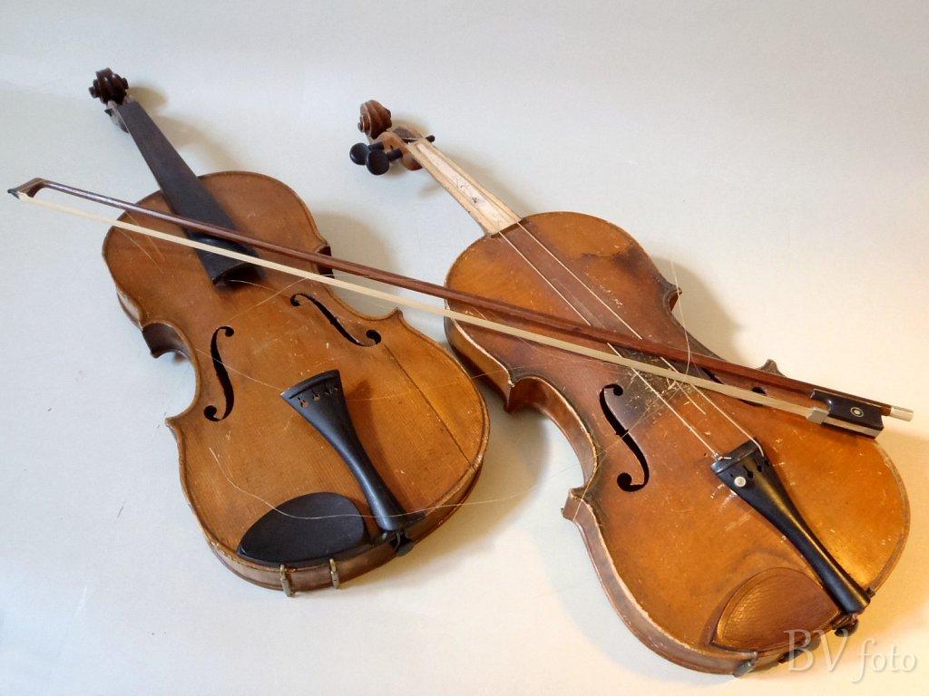 Gamle Violiner