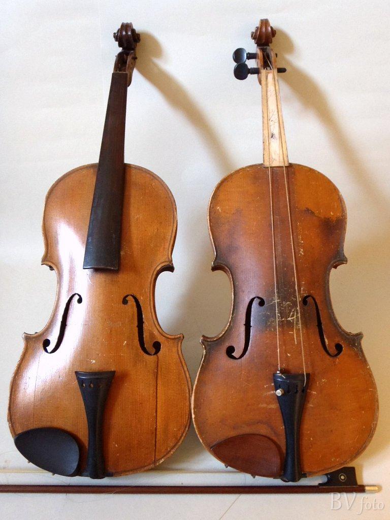 Antikke Violiner