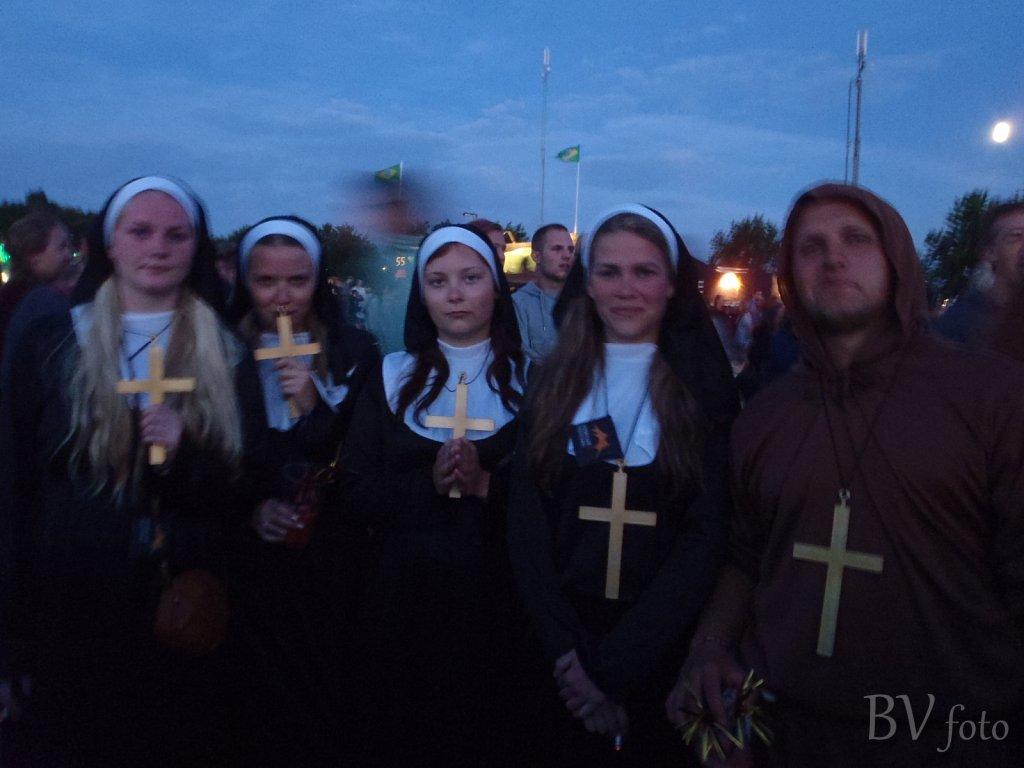 Hellig på Roskilde