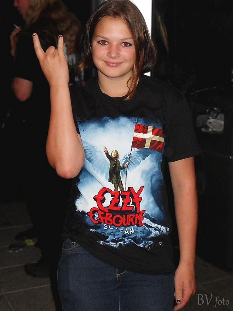 Ozzy Fan i Herning